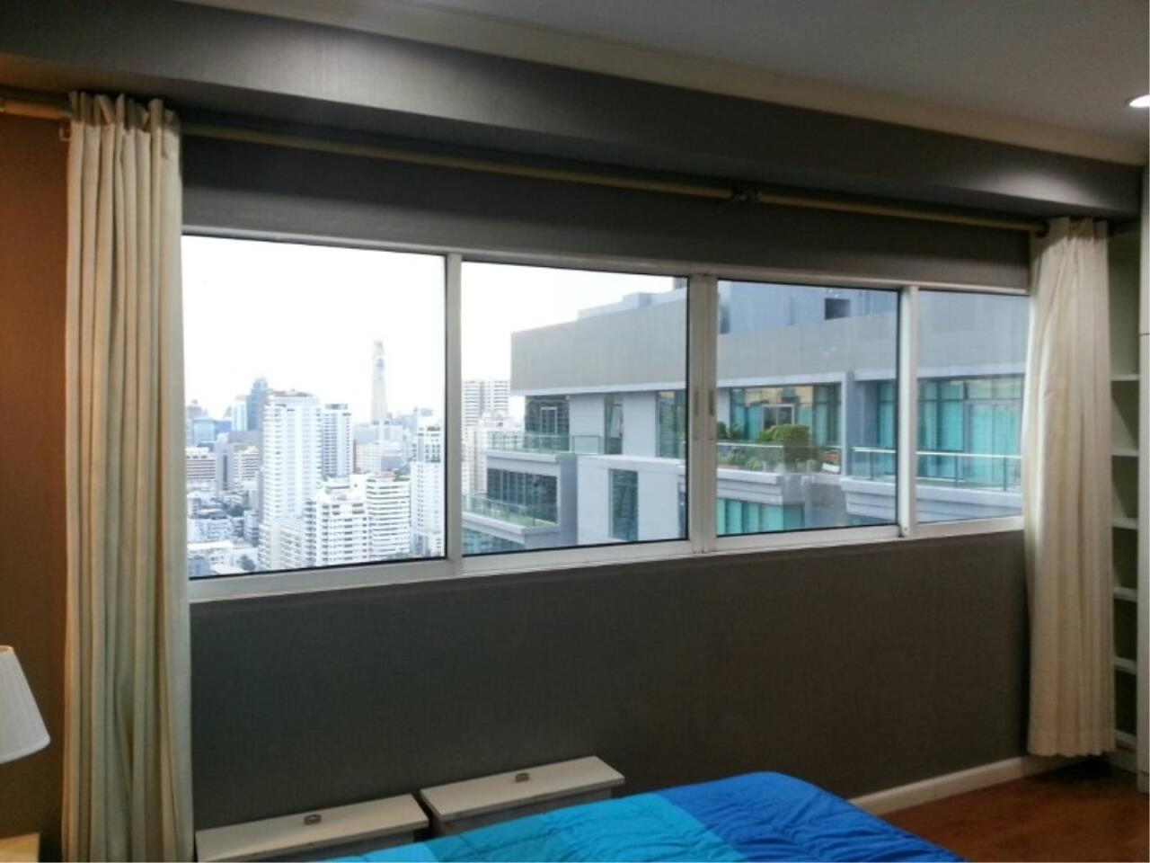 Piri Property Agency's 2 bedrooms Condominium  on 30 floor For Rent 2 3