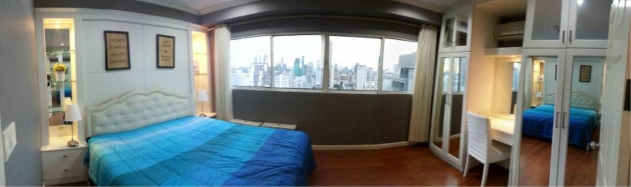 Piri Property Agency's 2 bedrooms Condominium  on 30 floor For Rent 2 6