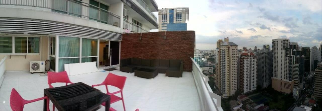 Piri Property Agency's 2 bedrooms Condominium  on 30 floor For Rent 2 17