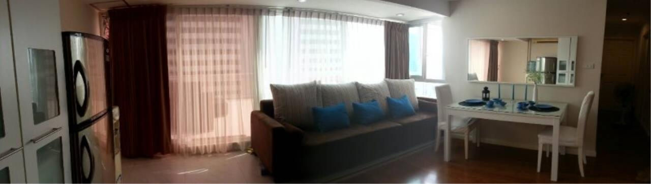 Piri Property Agency's 2 bedrooms Condominium  on 30 floor For Rent 2 24
