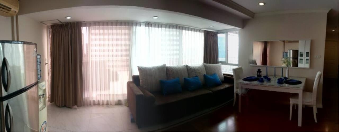 Piri Property Agency's 2 bedrooms Condominium  on 30 floor For Rent 2 25