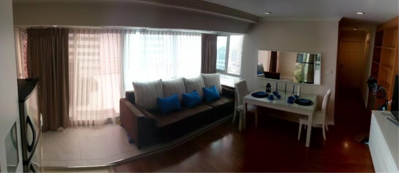 Piri Property Agency's 2 bedrooms Condominium  on 30 floor For Rent 2 26