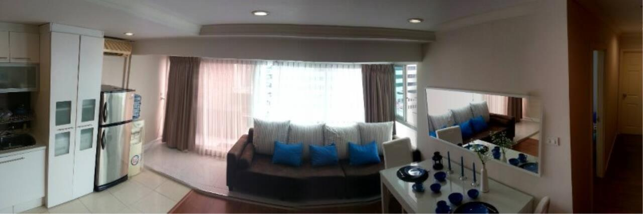 Piri Property Agency's 2 bedrooms Condominium  on 30 floor For Rent 2 27