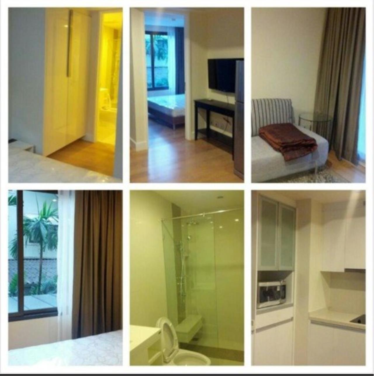 Piri Property Agency's one bedroom Condominium  For Rent 1 4