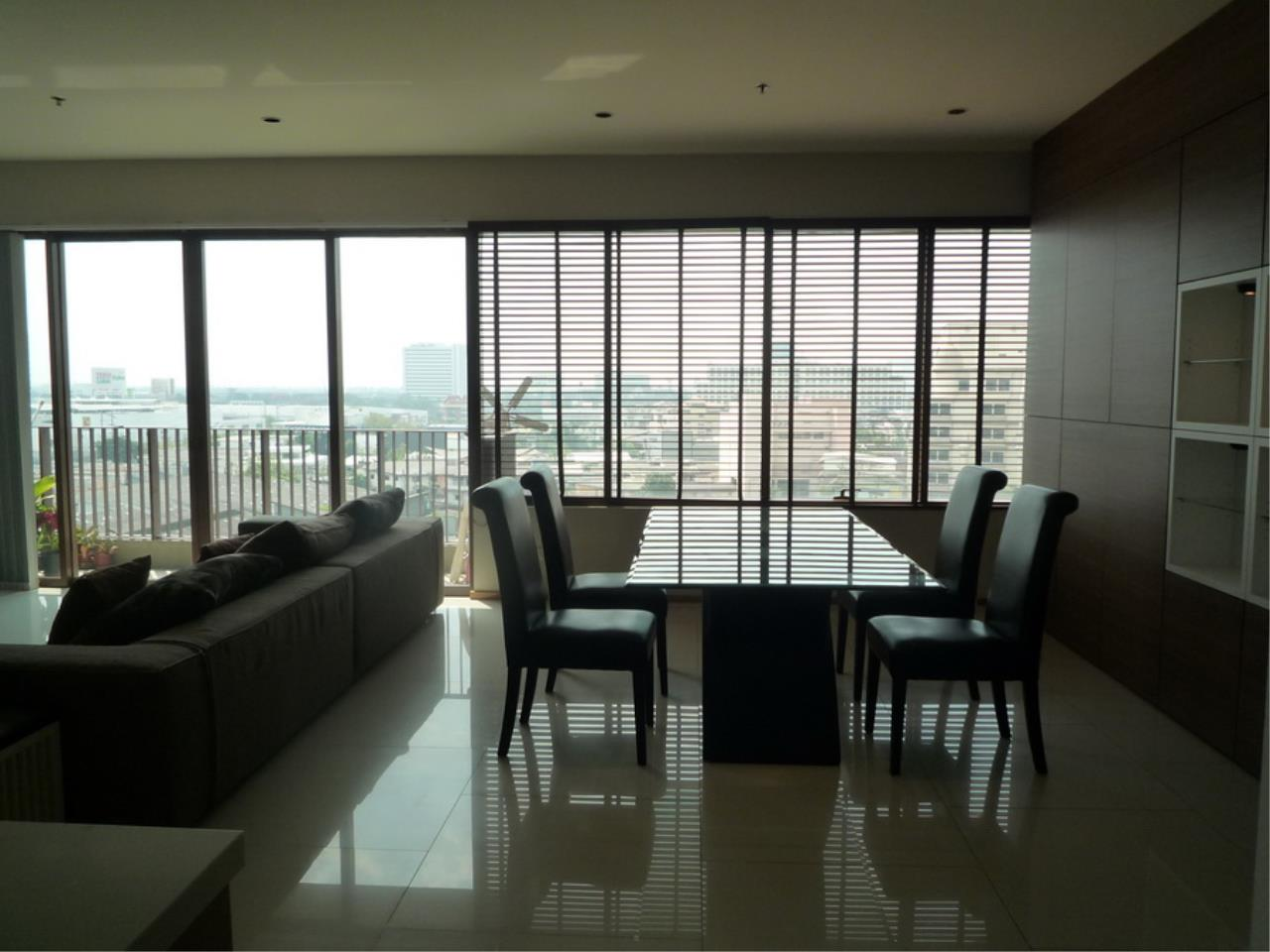 Piri Property Agency's 3 bedrooms Condominium  on 8 floor For Rent 3 1