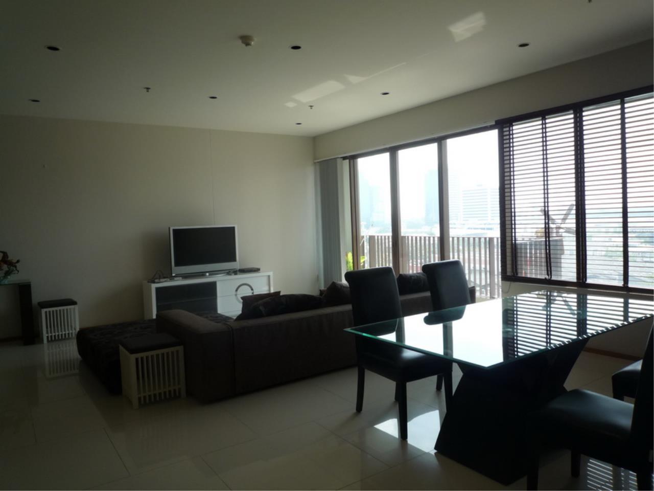 Piri Property Agency's 3 bedrooms Condominium  on 8 floor For Rent 3 2