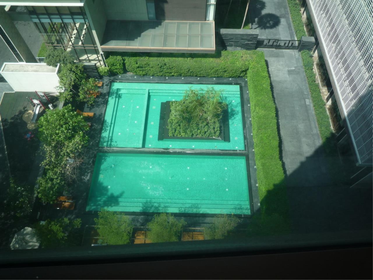 Piri Property Agency's 3 bedrooms Condominium  on 8 floor For Rent 3 19