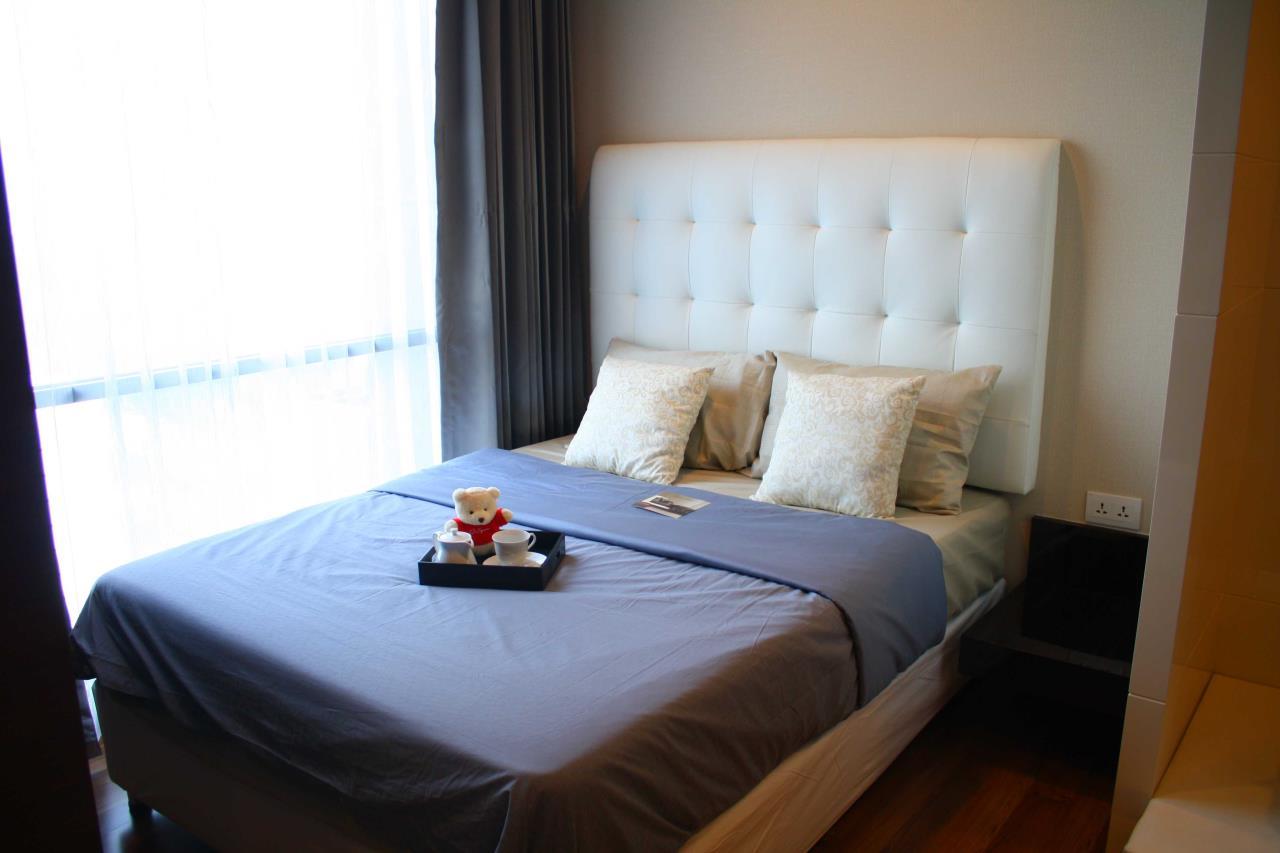 Piri Property Agency's Studio bedrooms Condominium  on 24 floor For Rent Studio 4