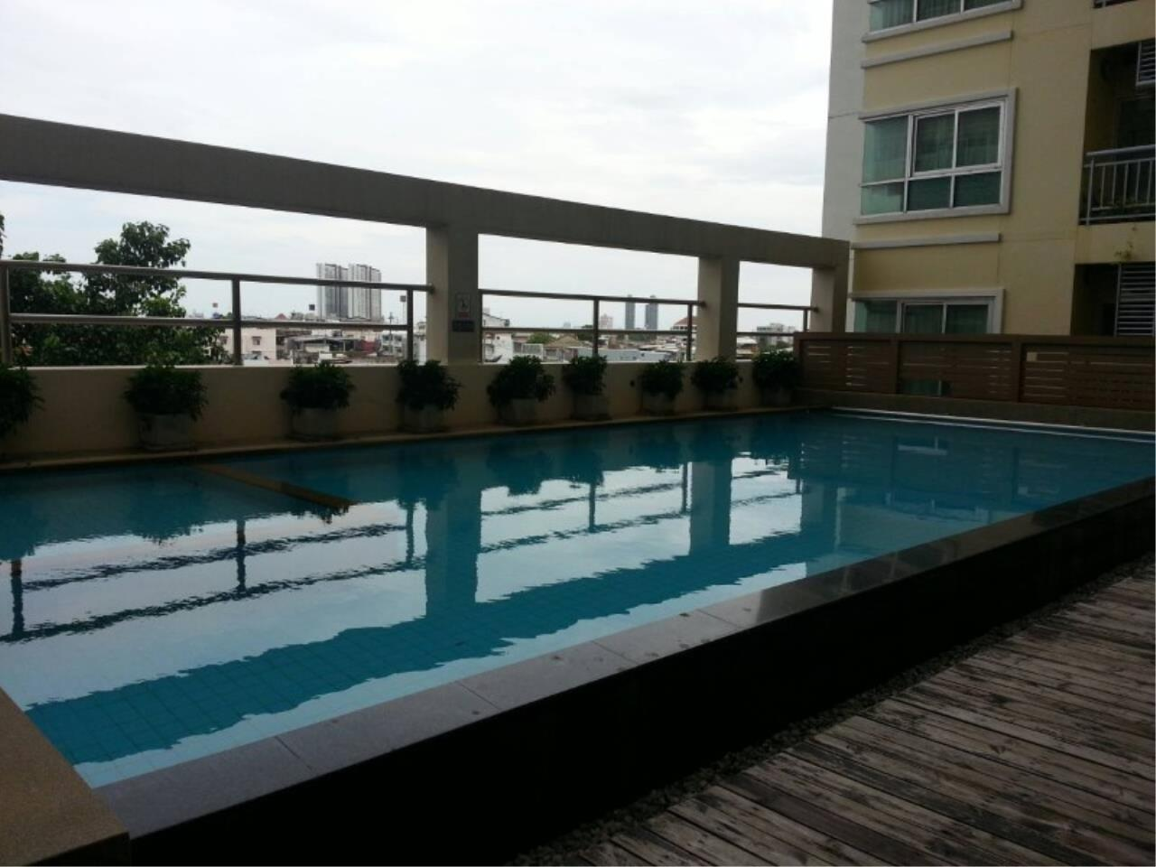 Piri Property Agency's 2 bedrooms Condominium  on 16 floor For Sale 2 8