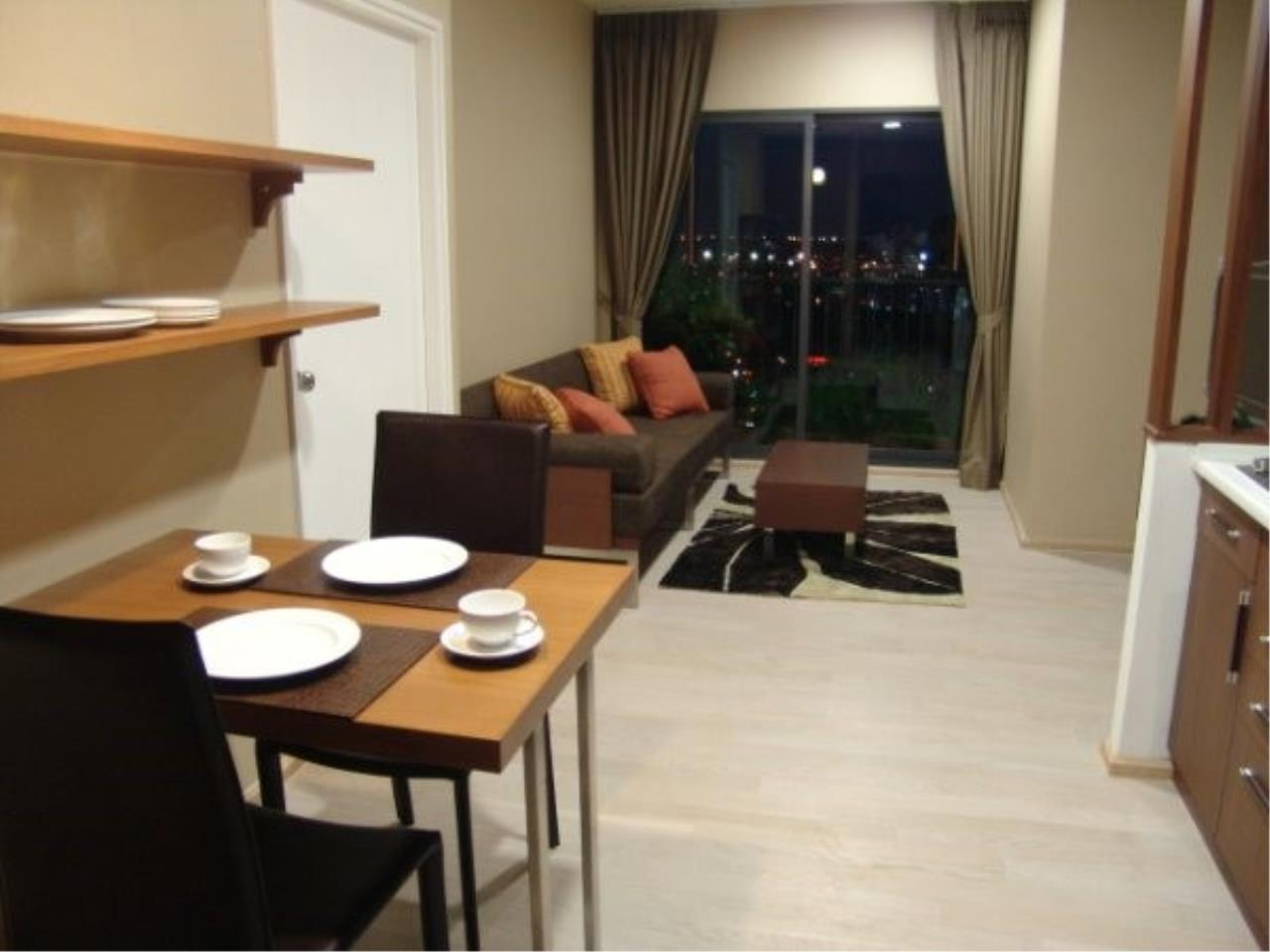 Piri Property Agency's one bedroom Condominium  on 20 floor For Rent 1 1
