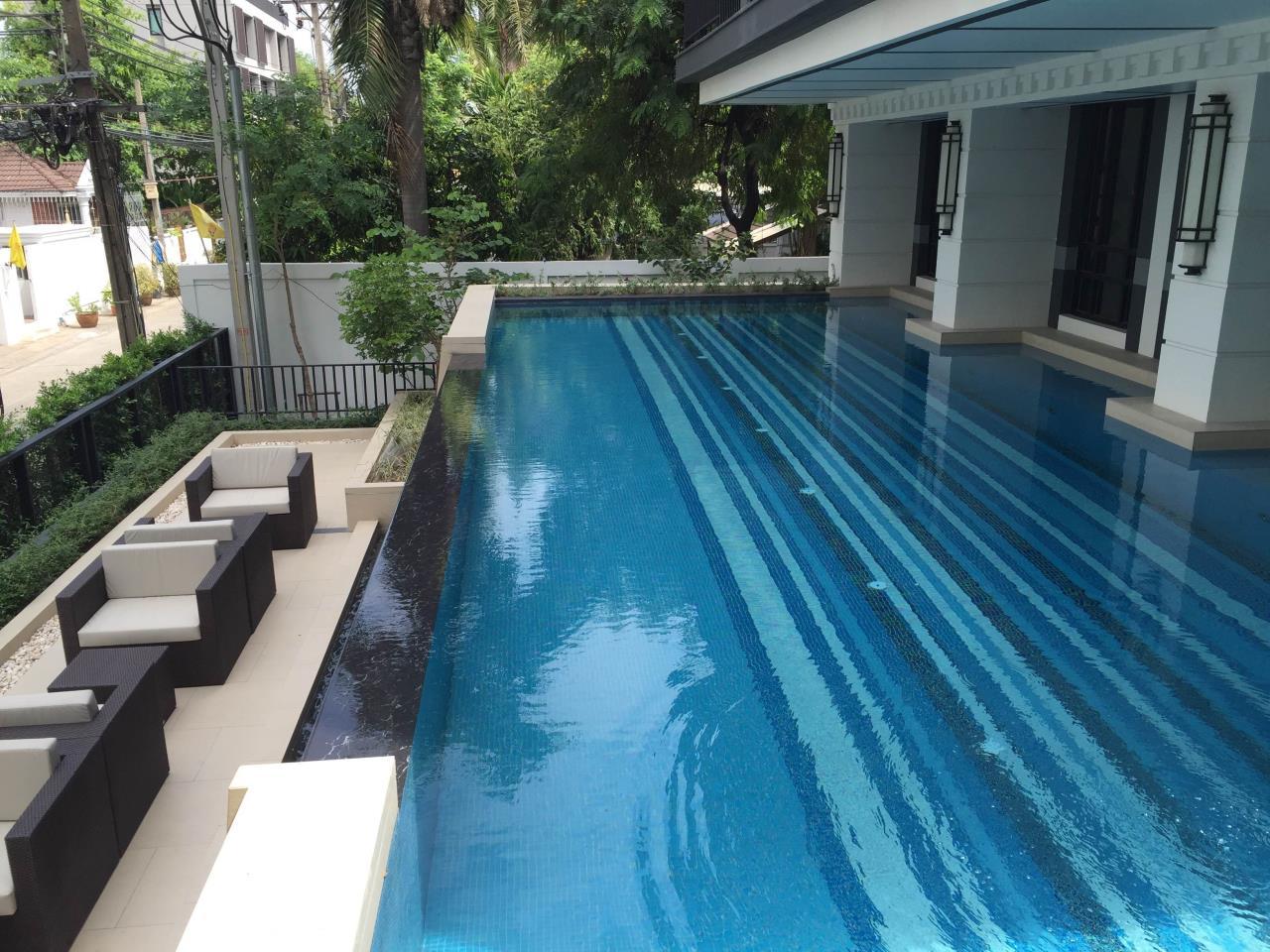 Piri Property Agency's one bedroom Condominium  on 4 floor For Rent 1 2