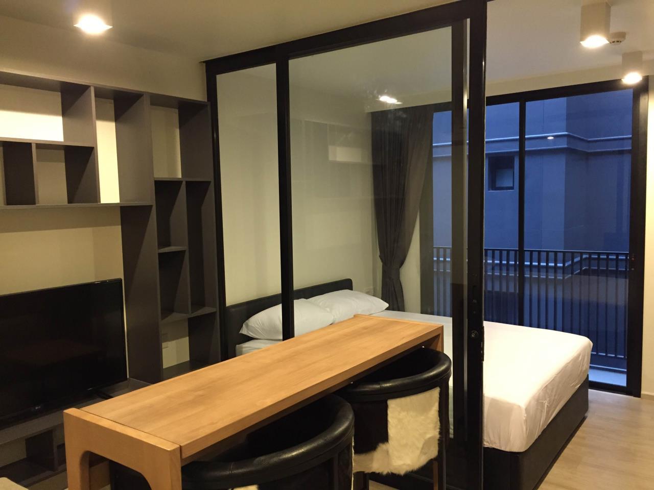 Piri Property Agency's one bedroom Condominium  on 4 floor For Rent 1 8