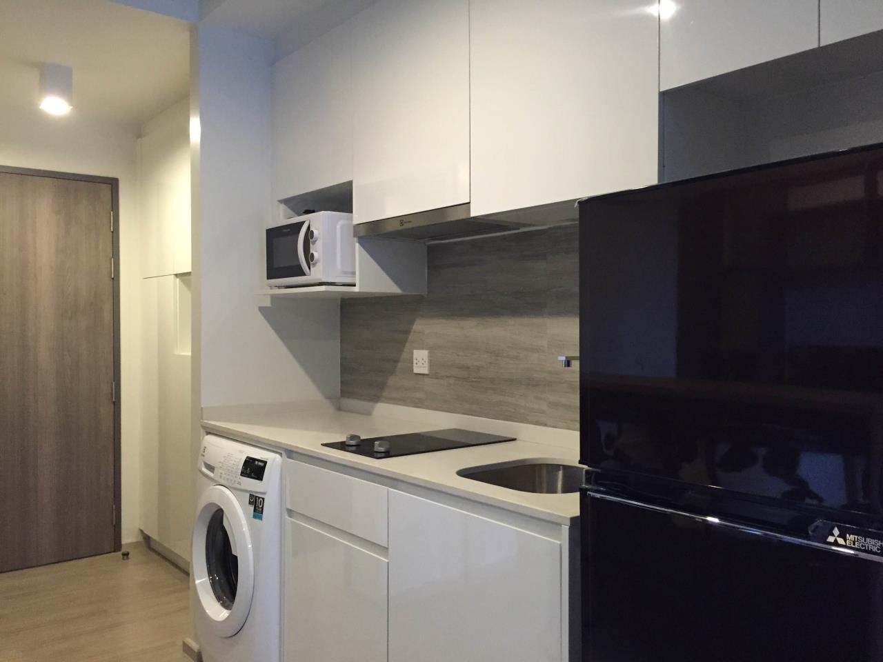 Piri Property Agency's one bedroom Condominium  on 4 floor For Rent 1 14