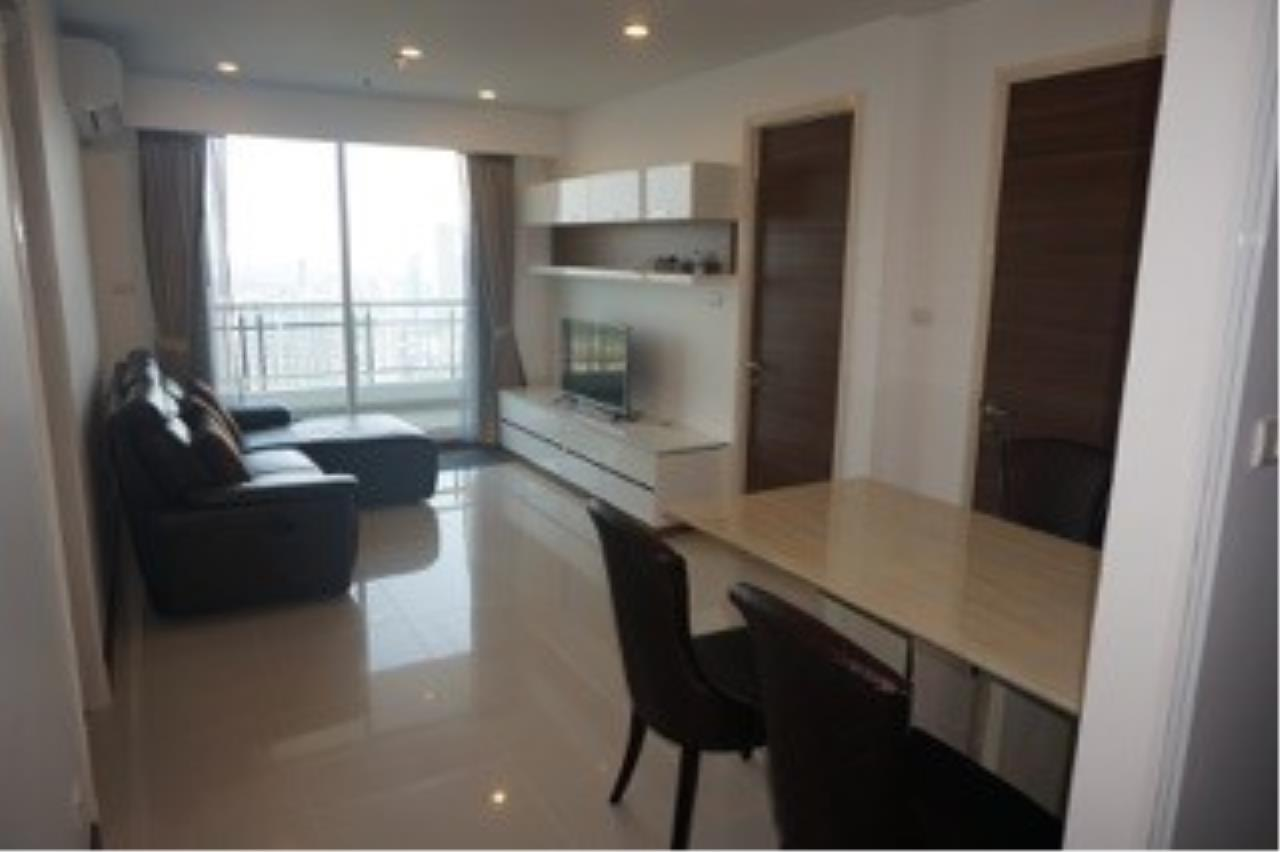 Piri Property Agency's 2 bedrooms Condominium  on 36 floor For Rent 2 7