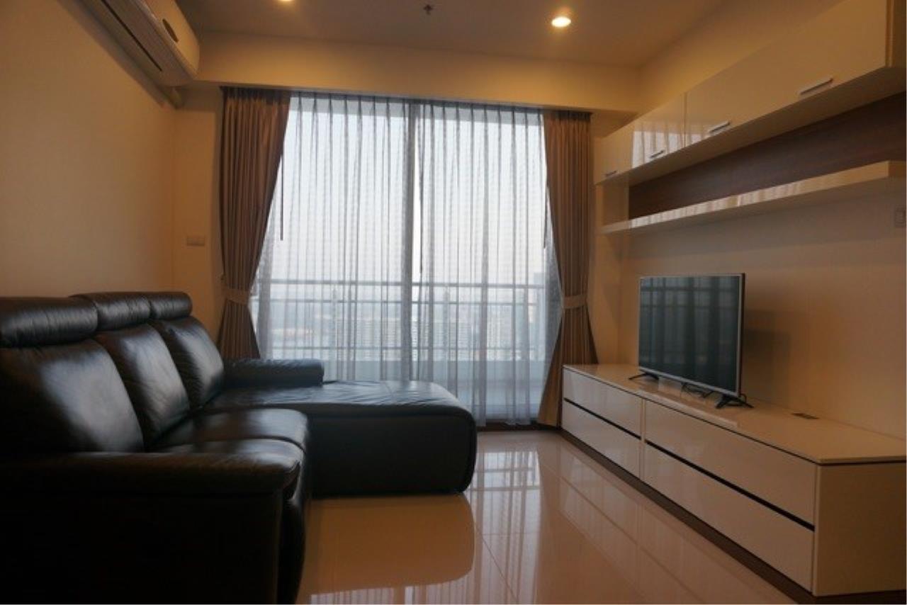 Piri Property Agency's 2 bedrooms Condominium  on 36 floor For Rent 2 9