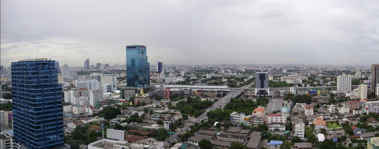 Piri Property Agency's 2 bedrooms Condominium  on 26 floor For Rent 2 4