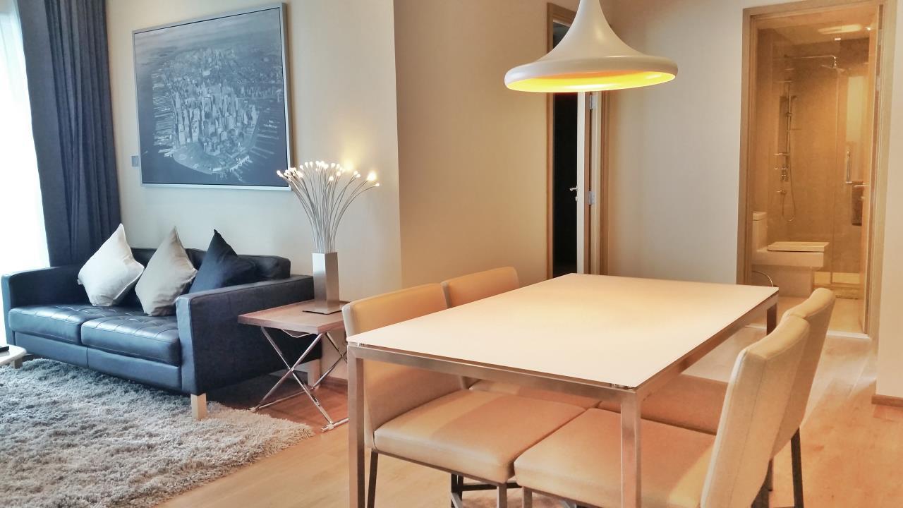 Piri Property Agency's 2 bedrooms Condominium  For Rent 2 3