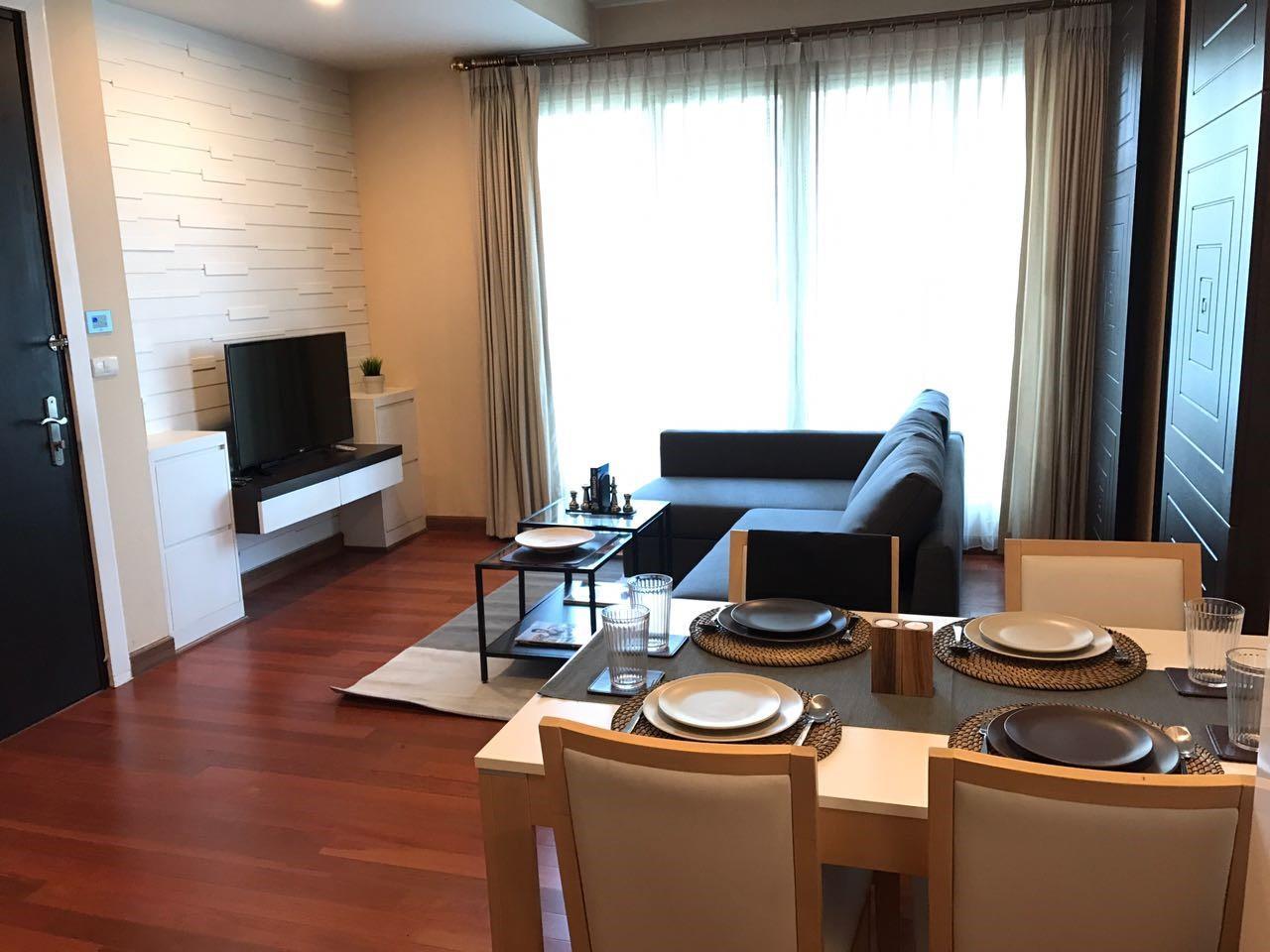 Piri Property Agency's 2 bedrooms Condominium  on 11 (B) floor For Rent 2 1