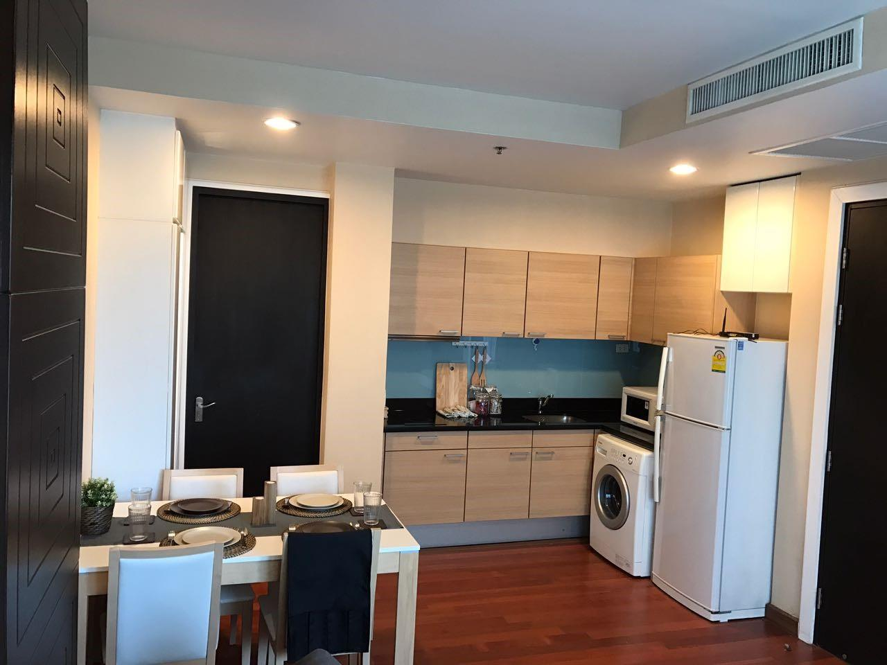 Piri Property Agency's 2 bedrooms Condominium  on 11 (B) floor For Rent 2 8