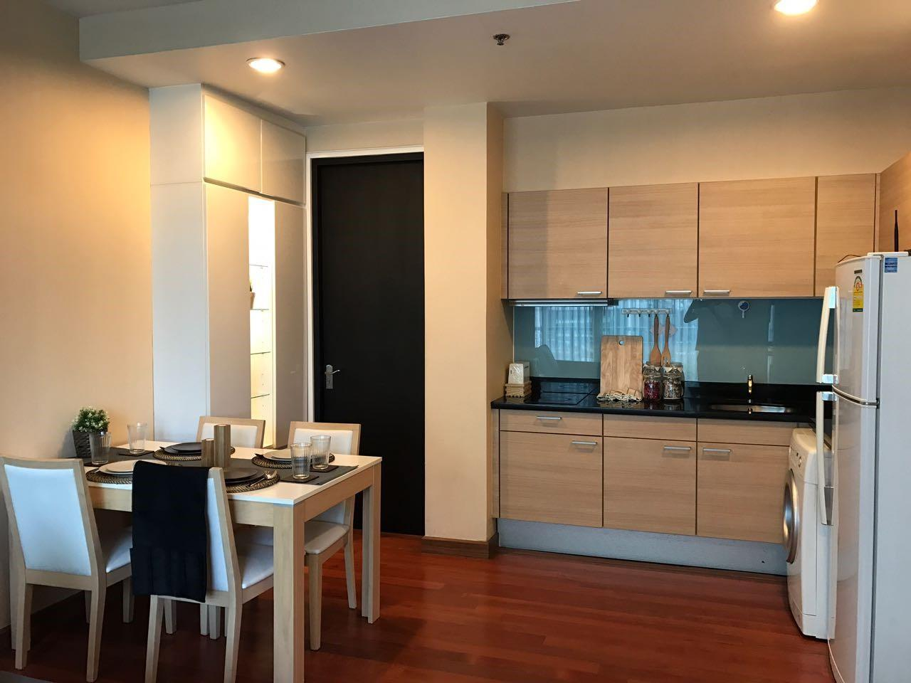 Piri Property Agency's 2 bedrooms Condominium  on 11 (B) floor For Rent 2 6