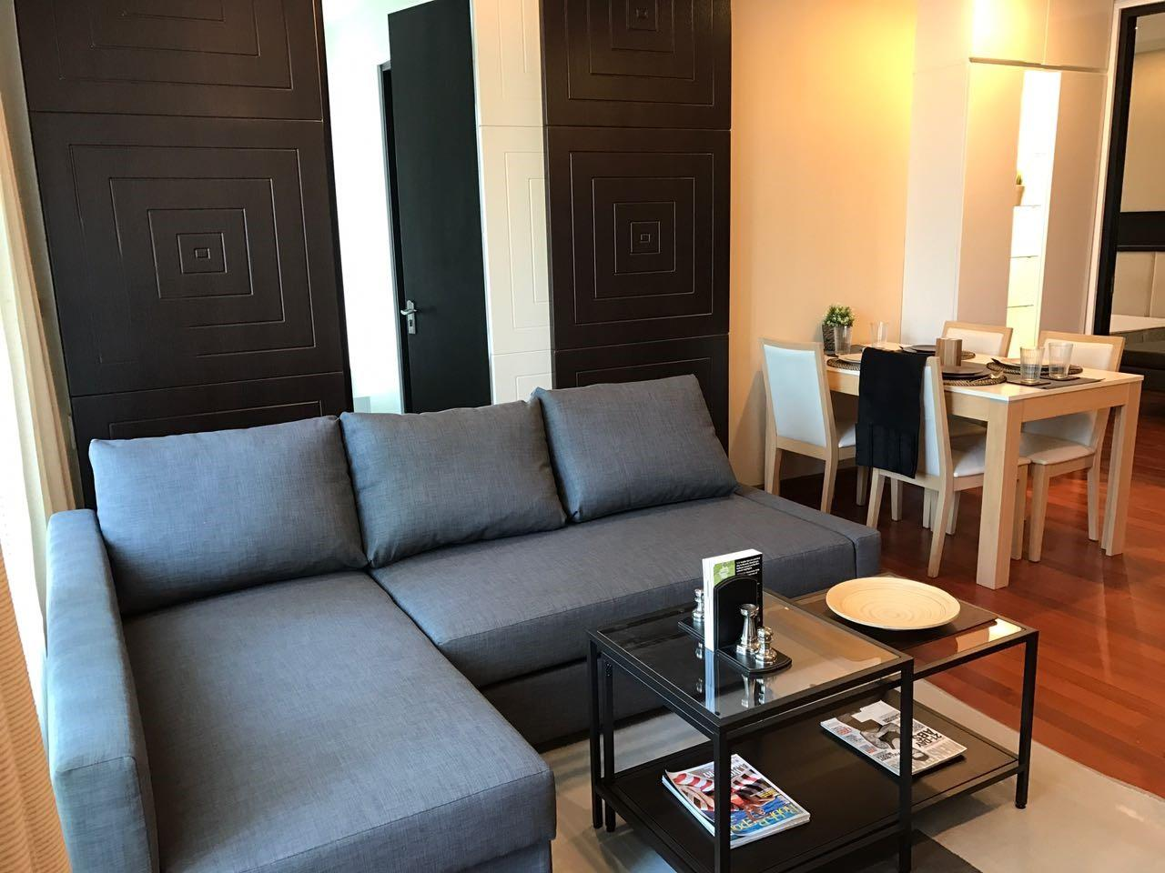 Piri Property Agency's 2 bedrooms Condominium  on 11 (B) floor For Rent 2 3