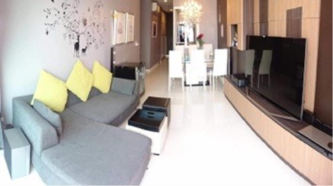 Piri Property Agency's 3 bedrooms Condominium  on 23 floor For Rent 3 1
