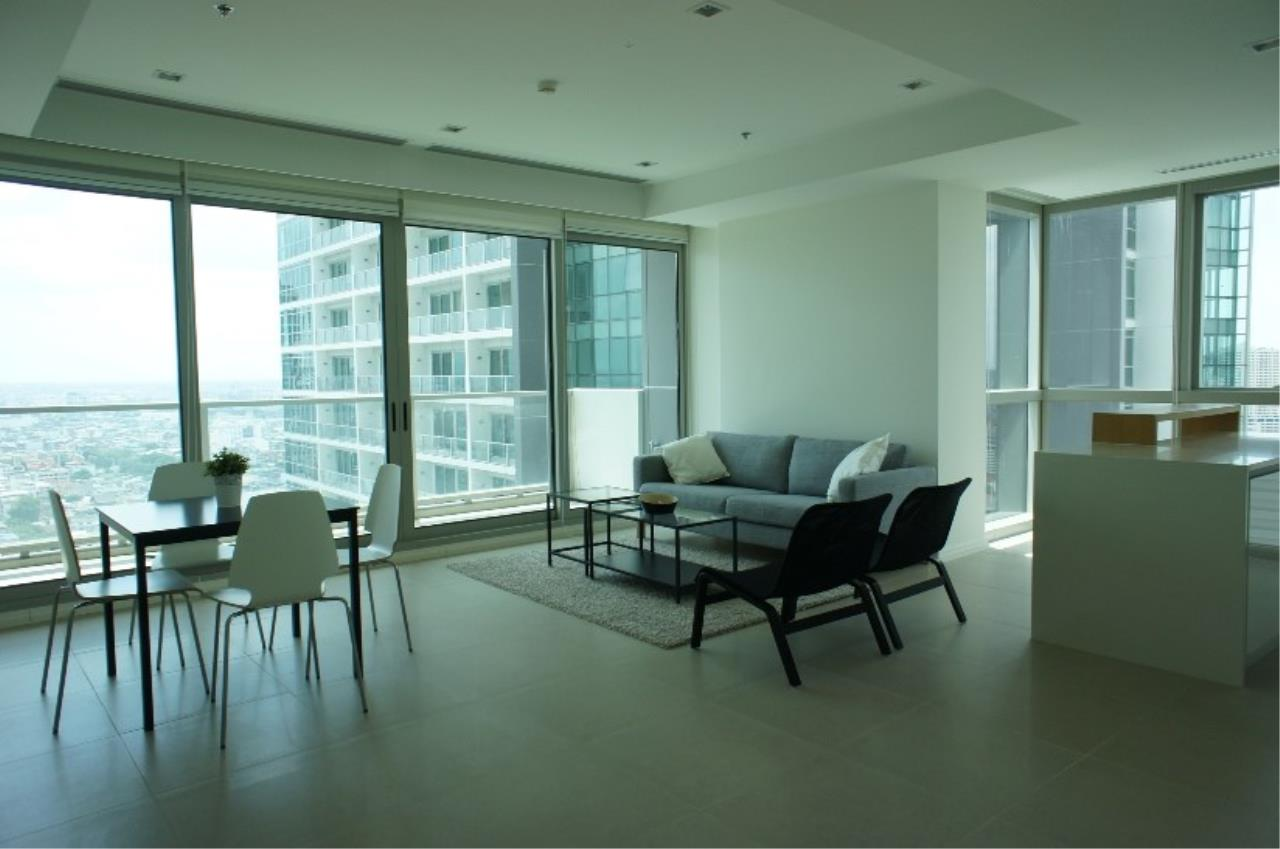 Piri Property Agency's 2 bedrooms Condominium  on 32 floor For Sale 2 6