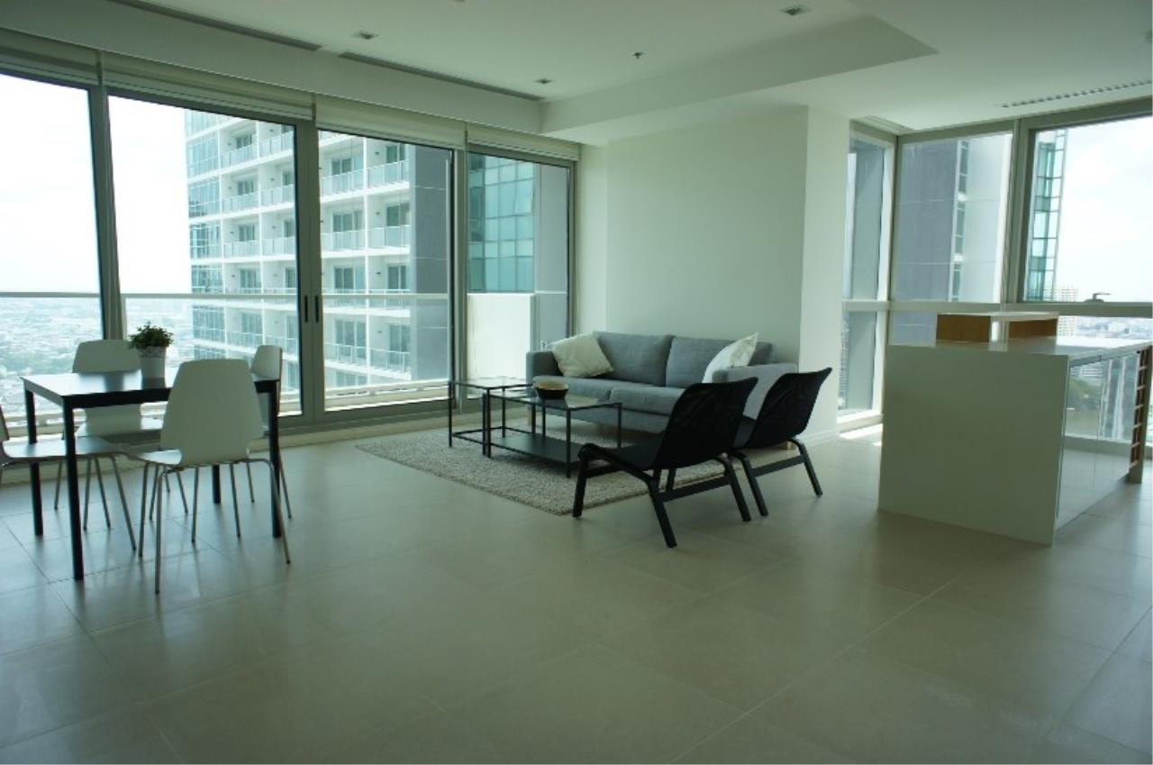 Piri Property Agency's 2 bedrooms Condominium  on 32 floor For Sale 2 1