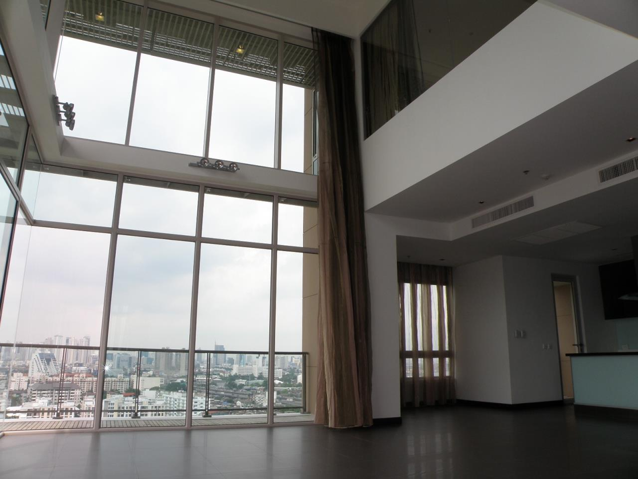 Piri Property Agency's Duplex Penthouse in Yennakart for Rent 2