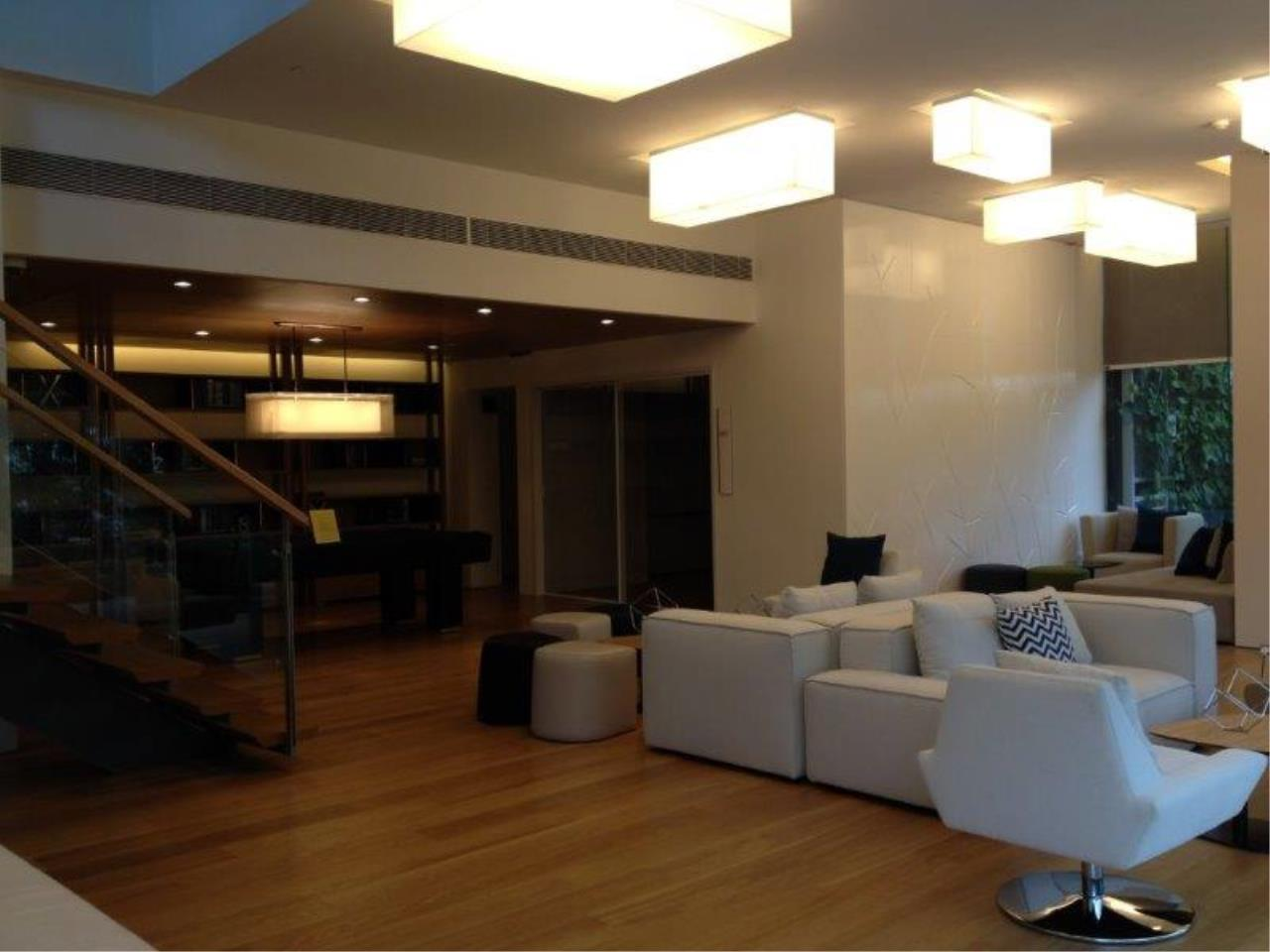 Piri Property Agency's one bedroom Condominium  on 15 floor For Rent 1 7