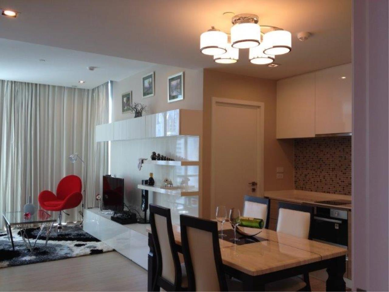 Piri Property Agency's one bedroom Condominium  on 15 floor For Rent 1 8