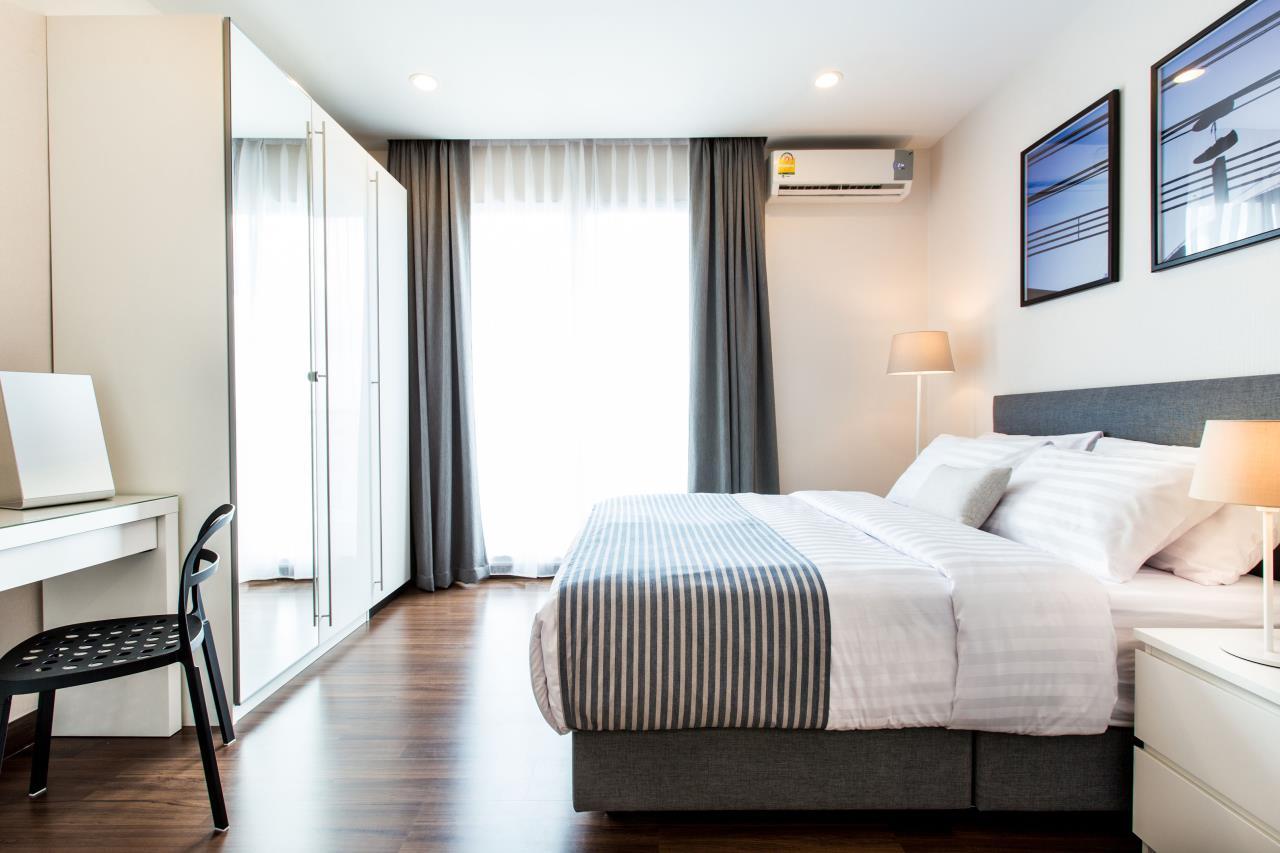 Piri Property Agency's Studio bedrooms Condominium  on 21 floor For Rent Studio 3