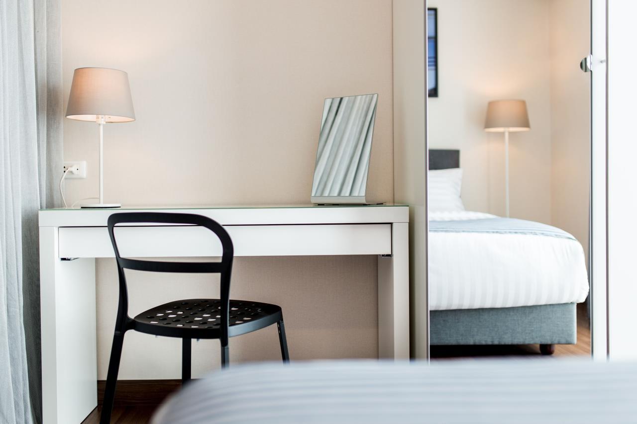 Piri Property Agency's Studio bedrooms Condominium  on 21 floor For Rent Studio 6