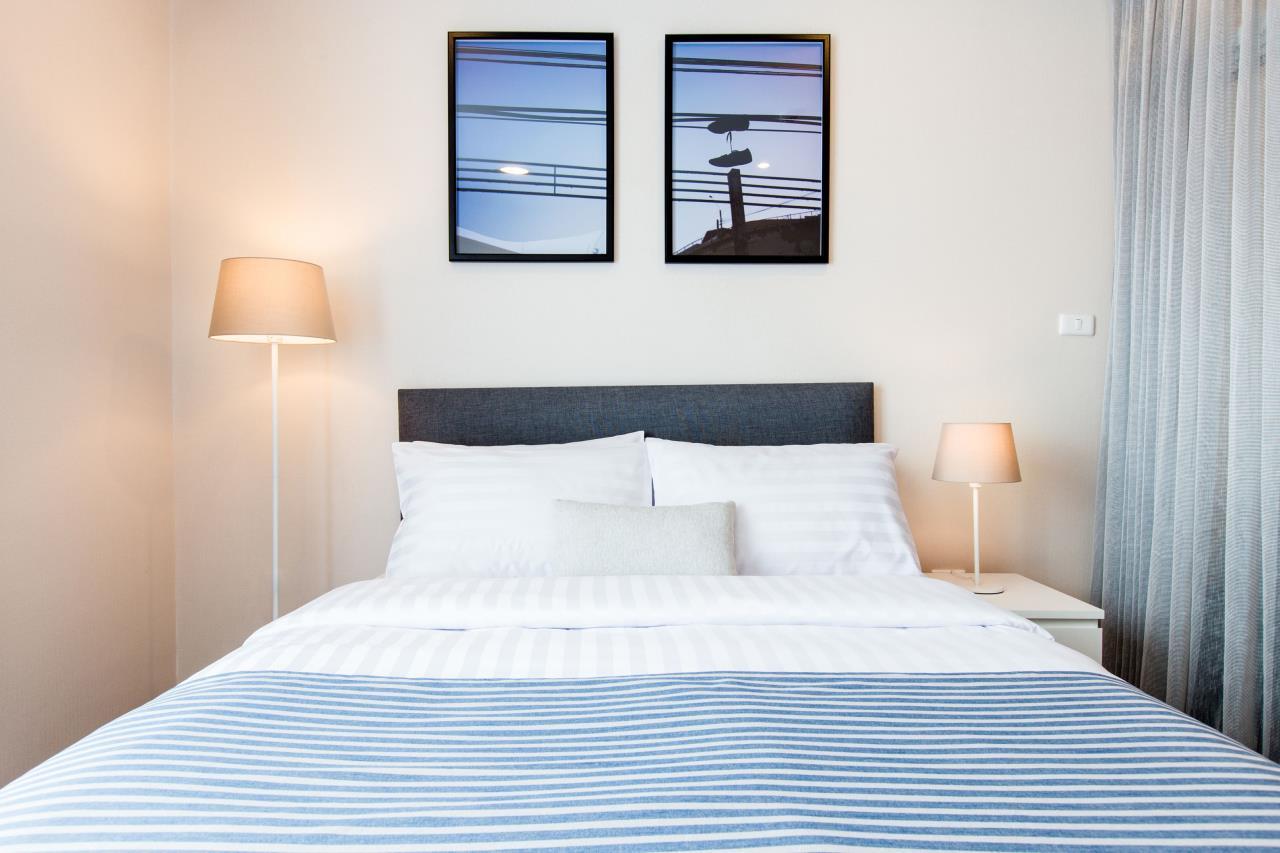 Piri Property Agency's Studio bedrooms Condominium  on 21 floor For Rent Studio 4