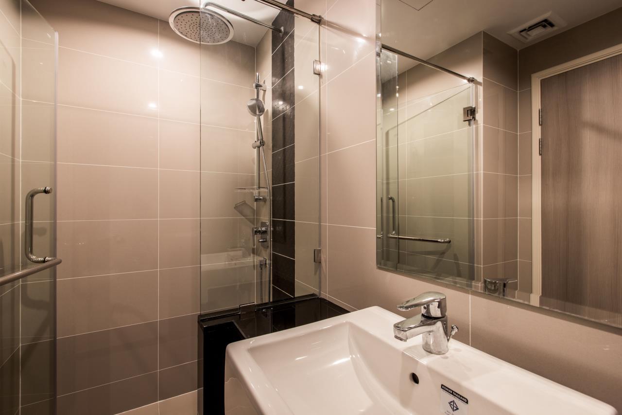Piri Property Agency's Studio bedrooms Condominium  on 21 floor For Rent Studio 11