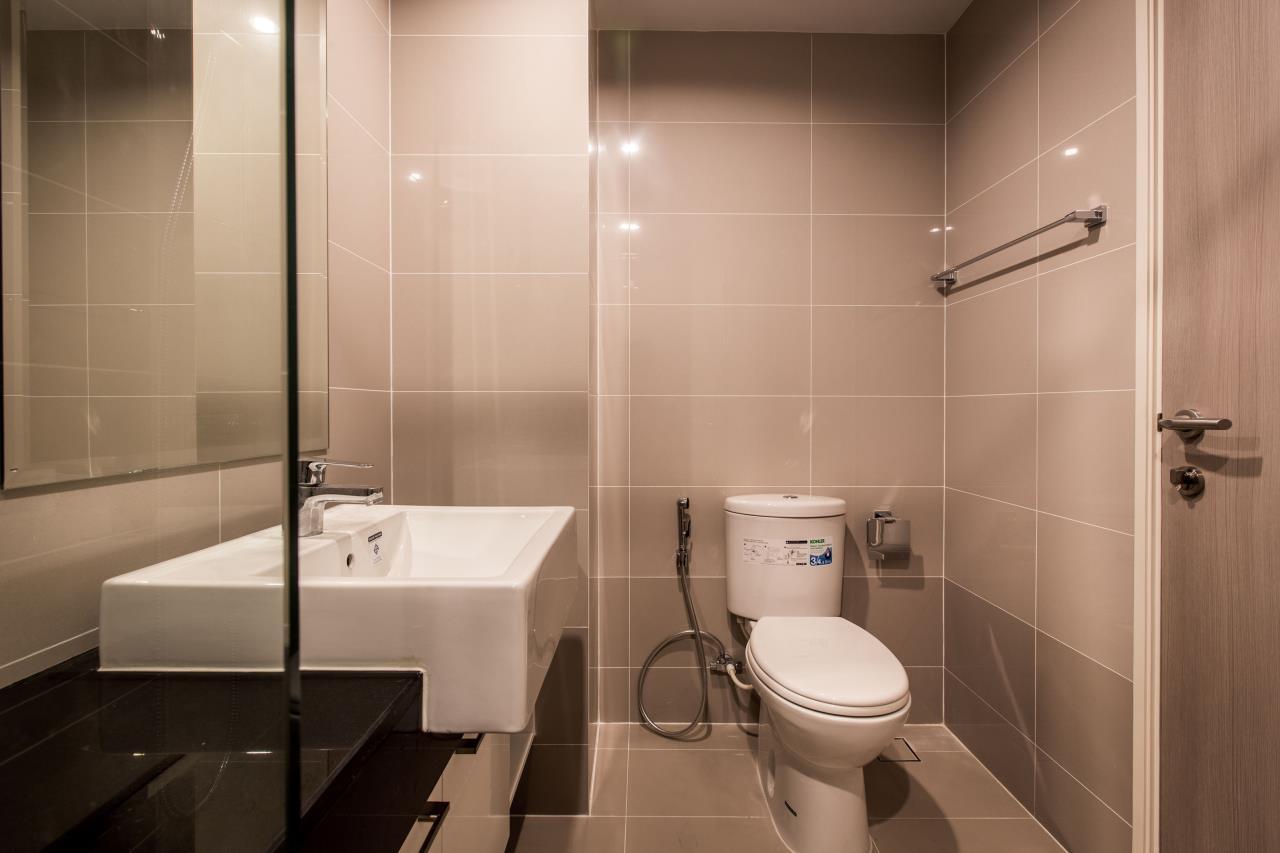 Piri Property Agency's Studio bedrooms Condominium  on 21 floor For Rent Studio 12