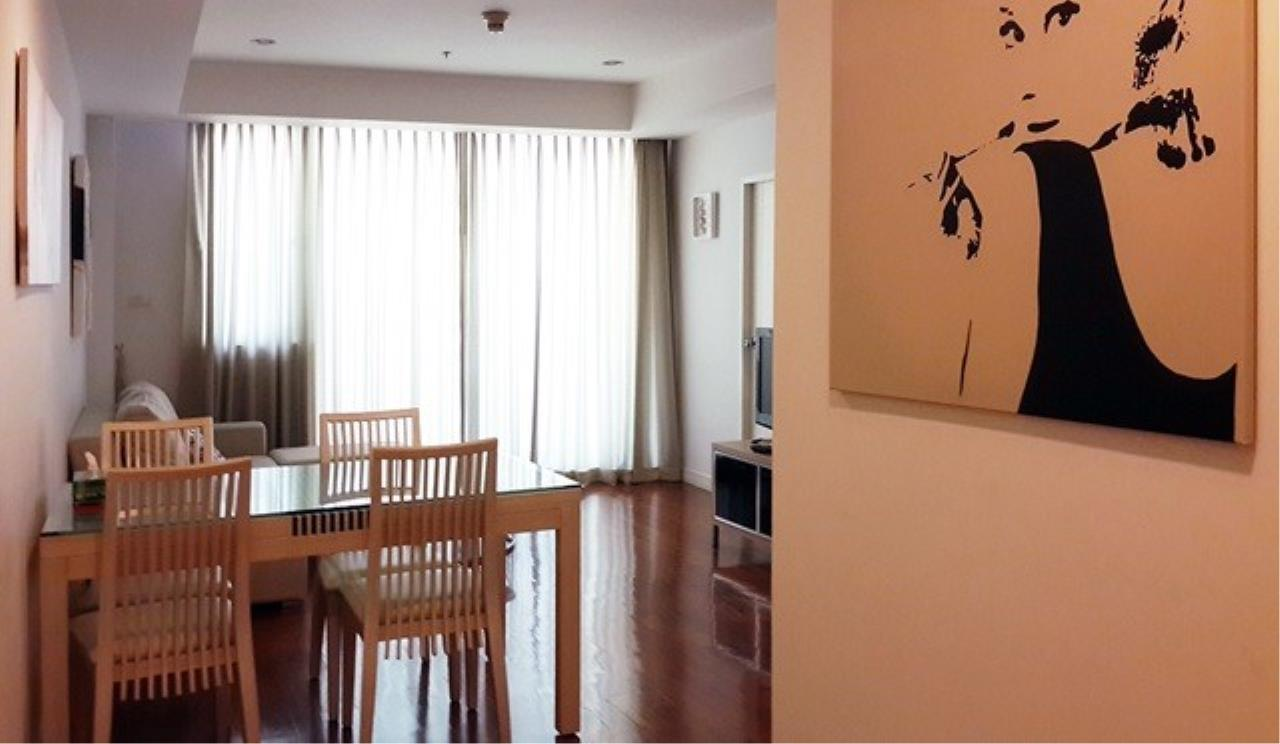 Piri Property Agency's one bedroom Condominium  on 12 floor For Rent 1 3
