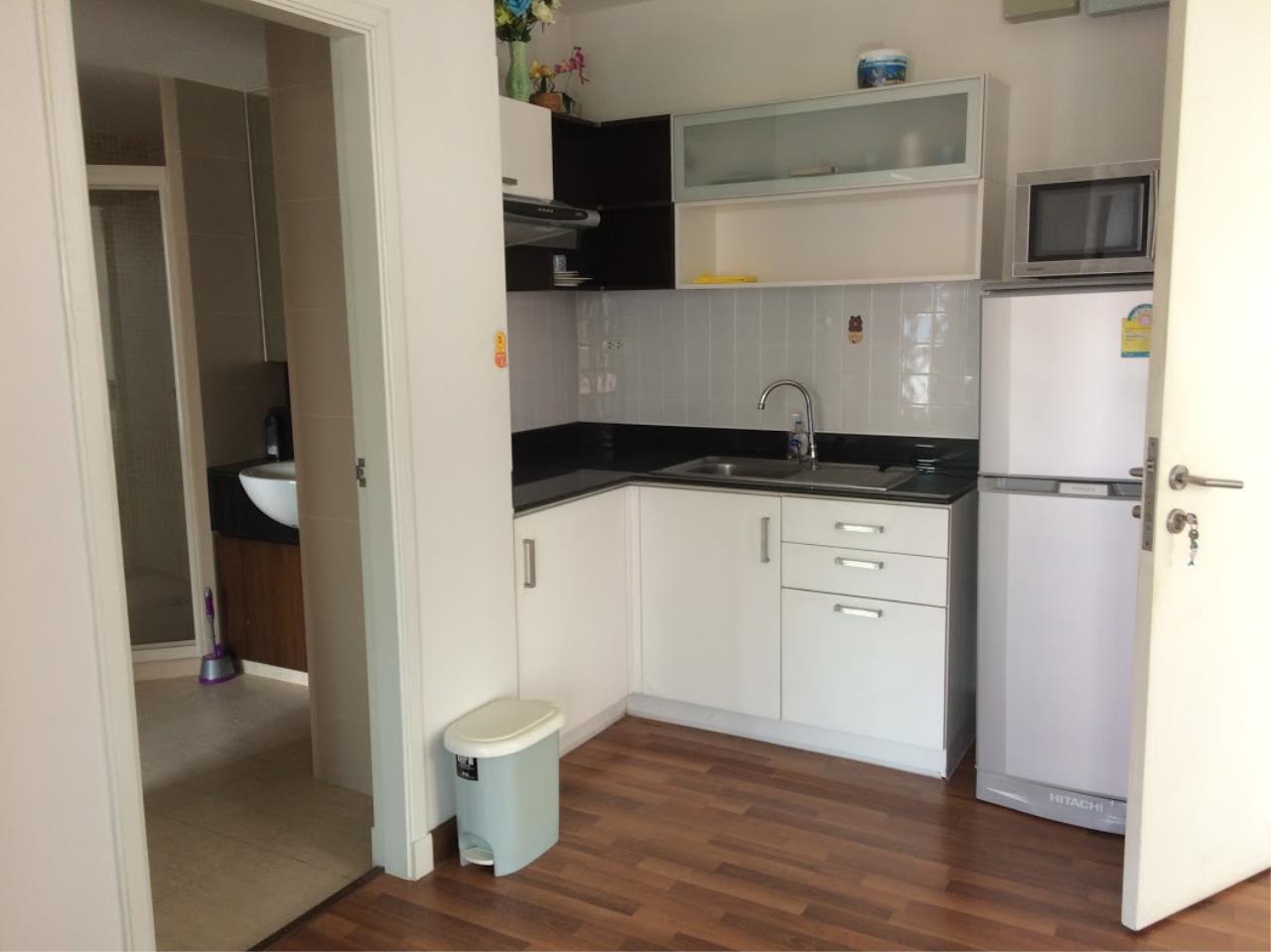 Piri Property Agency's one bedroom Condominium  on 16 floor For Rent 1 5