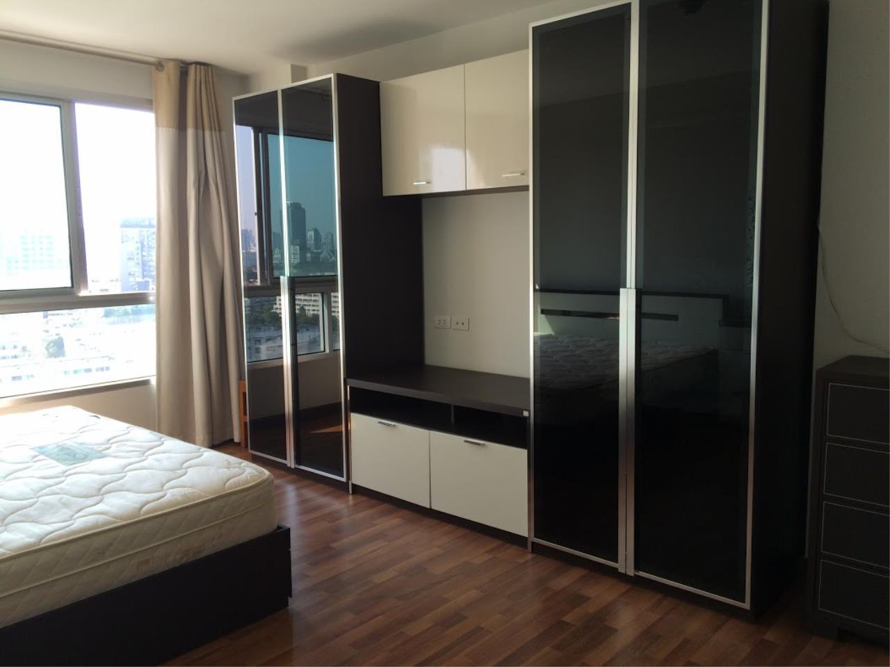 Piri Property Agency's one bedroom Condominium  on 16 floor For Rent 1 8