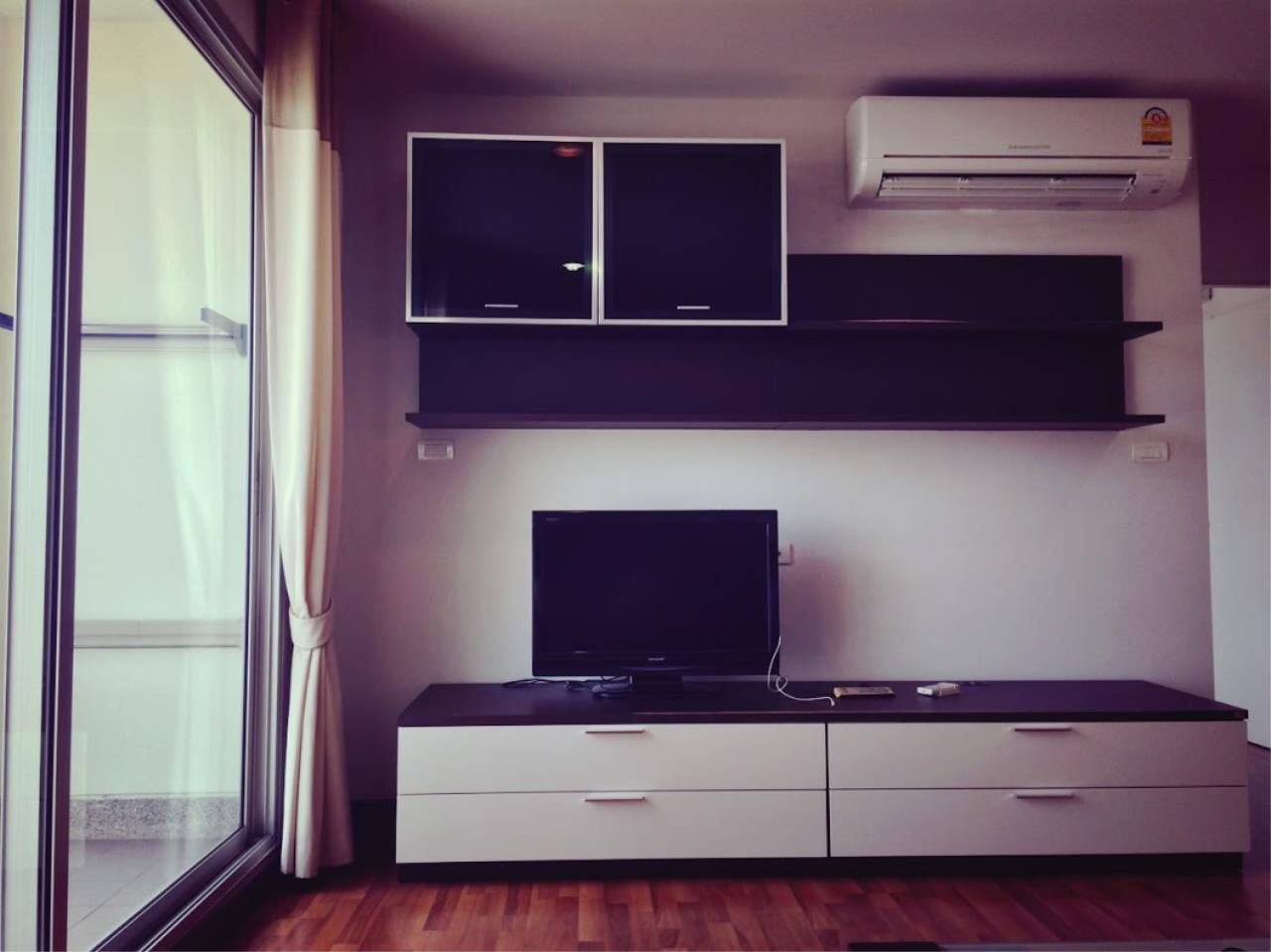 Piri Property Agency's one bedroom Condominium  on 16 floor For Rent 1 13