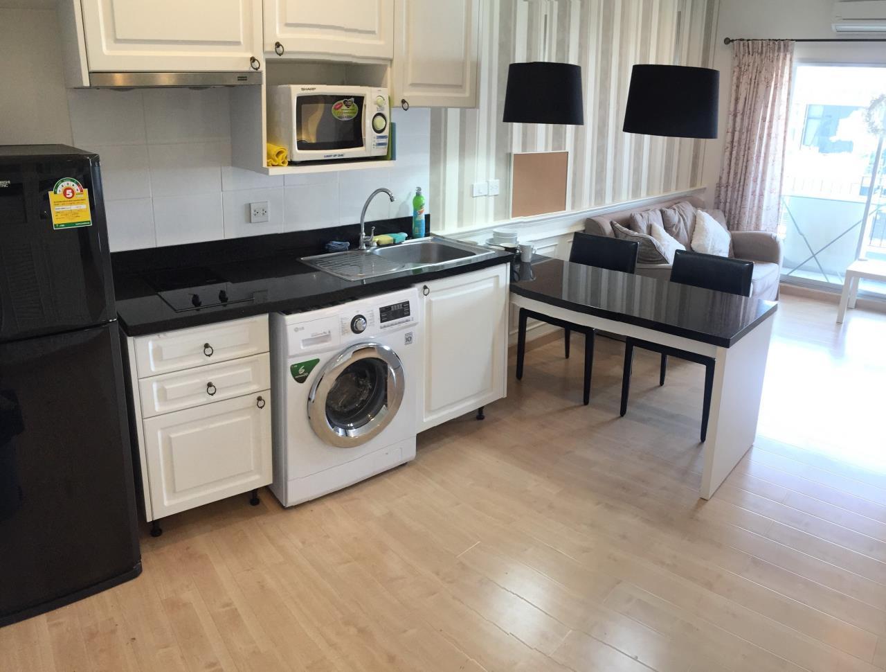 Piri Property Agency's one bedroom Condominium  on 6th floor For Sale 1 3