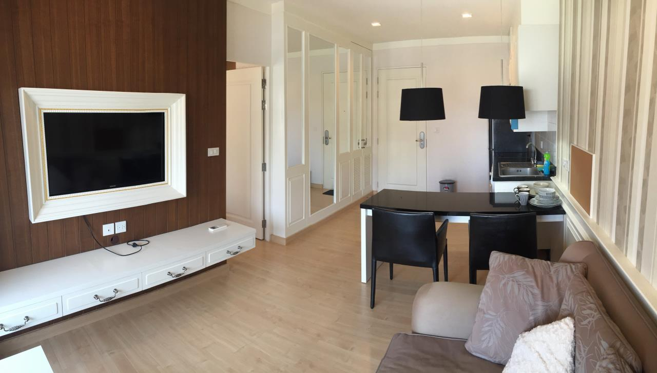 Piri Property Agency's one bedroom Condominium  on 6th floor For Sale 1 4