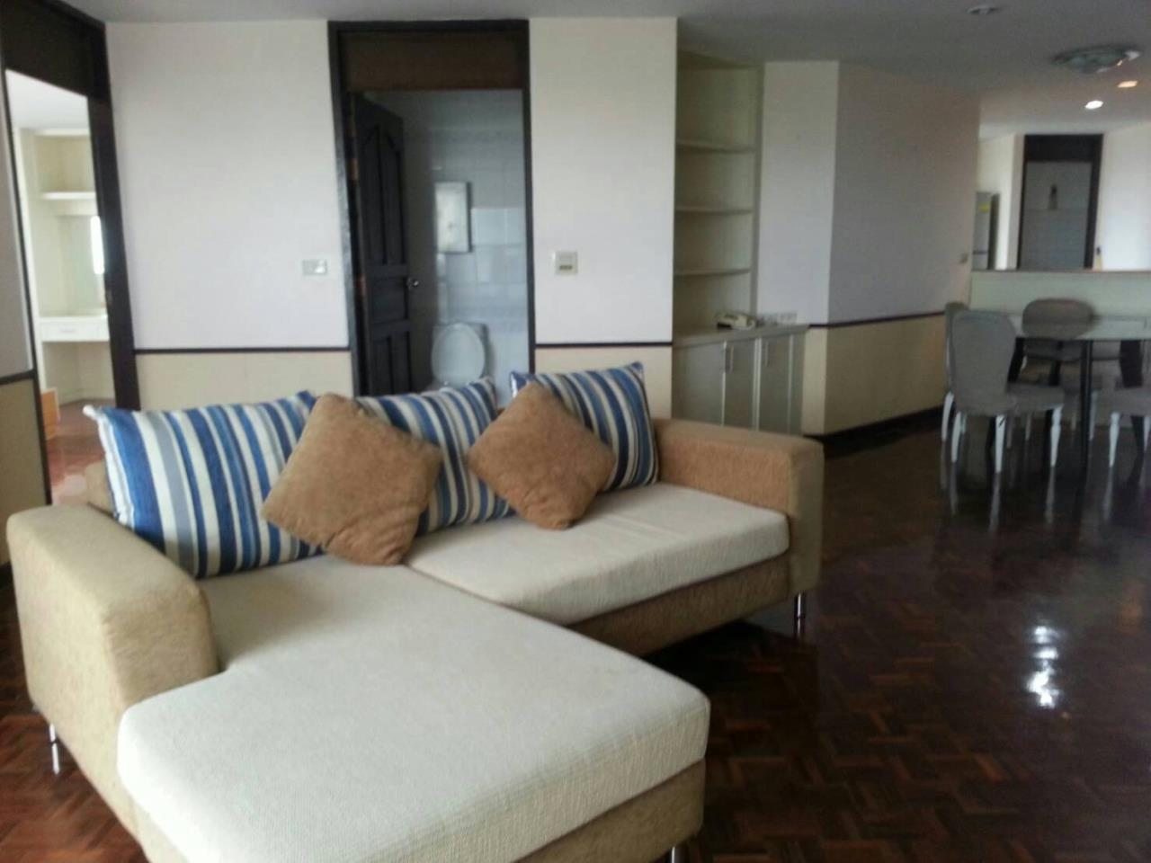 Piri Property Agency's 2 bedrooms Condominium  on 6 floor For Rent 2 11