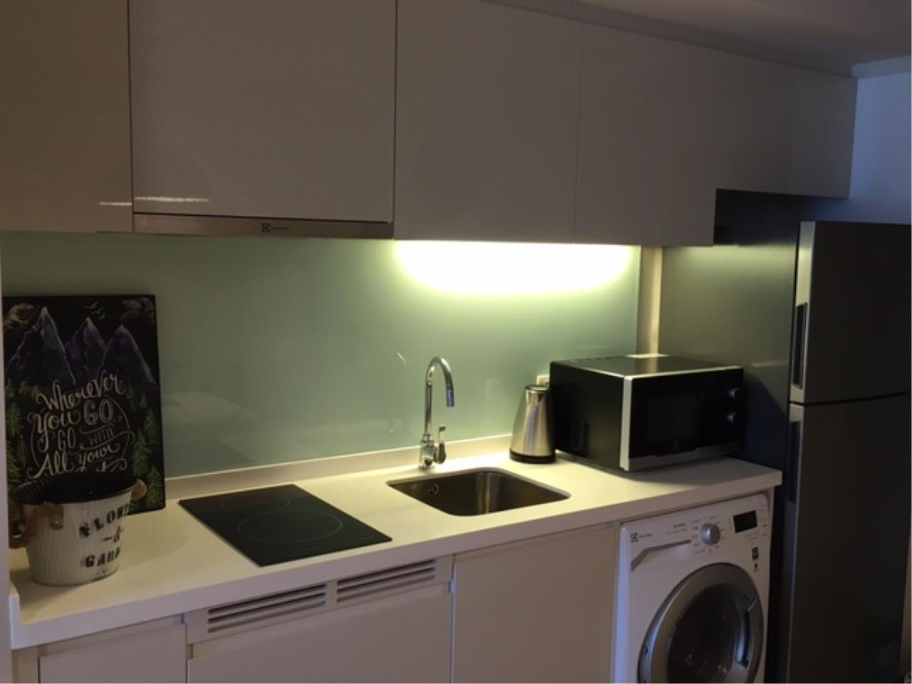Piri Property Agency's one bedroom Condominium  on 7 floor For Rent 1 6
