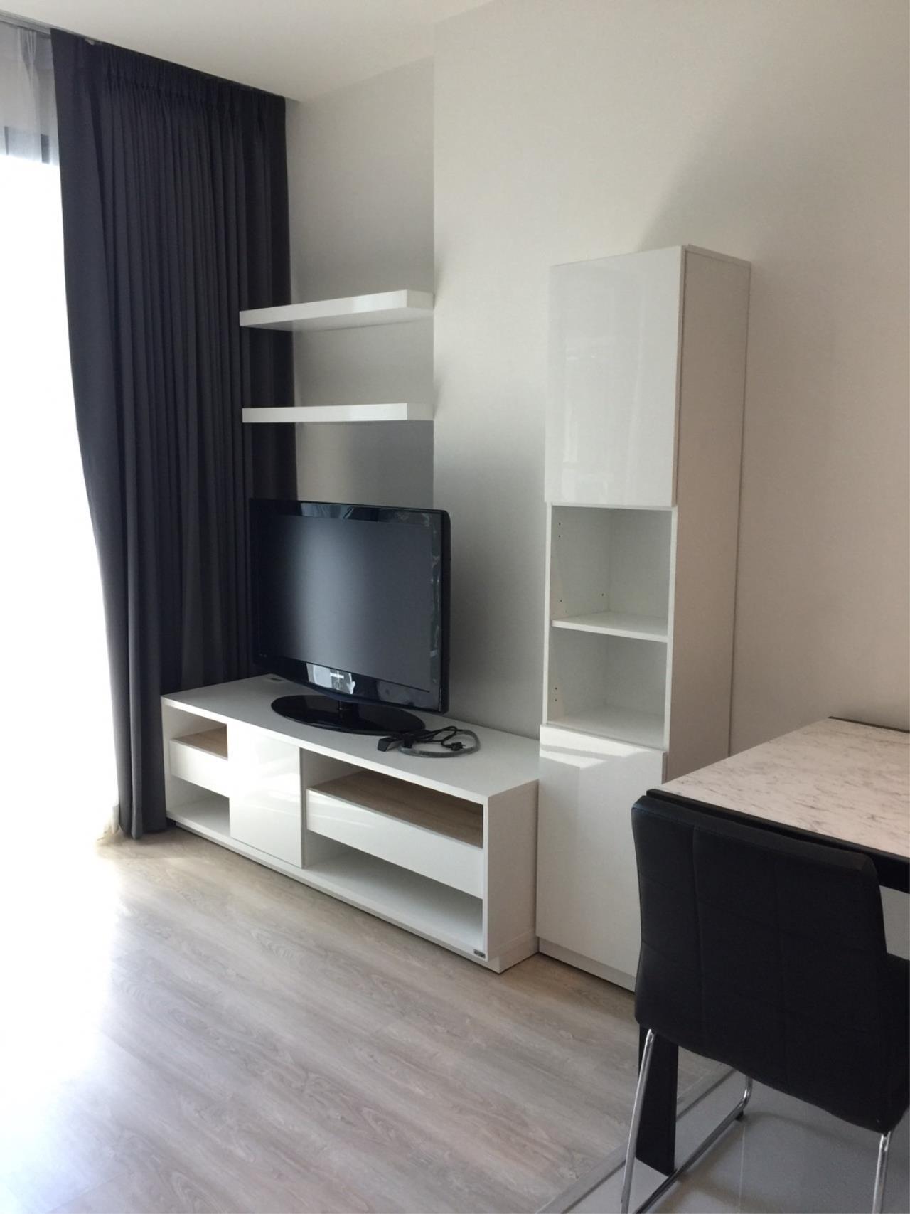 Piri Property Agency's one bedroom Condominium  on 6 floor For Rent 1 3