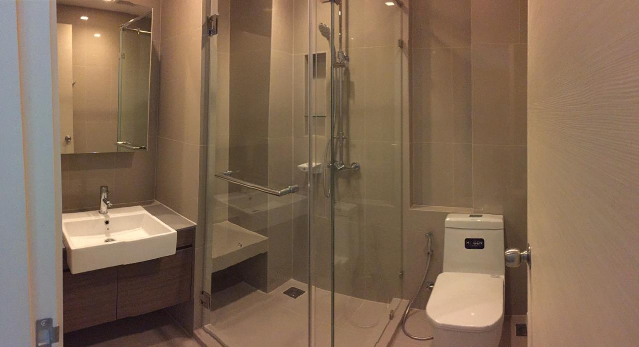 Piri Property Agency's one bedroom Condominium  on 6 floor For Rent 1 6