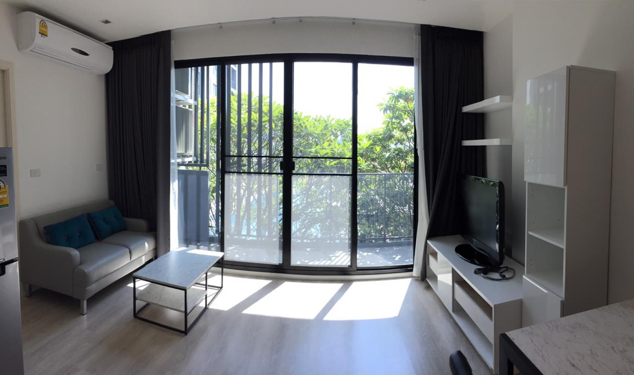 Piri Property Agency's one bedroom Condominium  on 6 floor For Rent 1 11