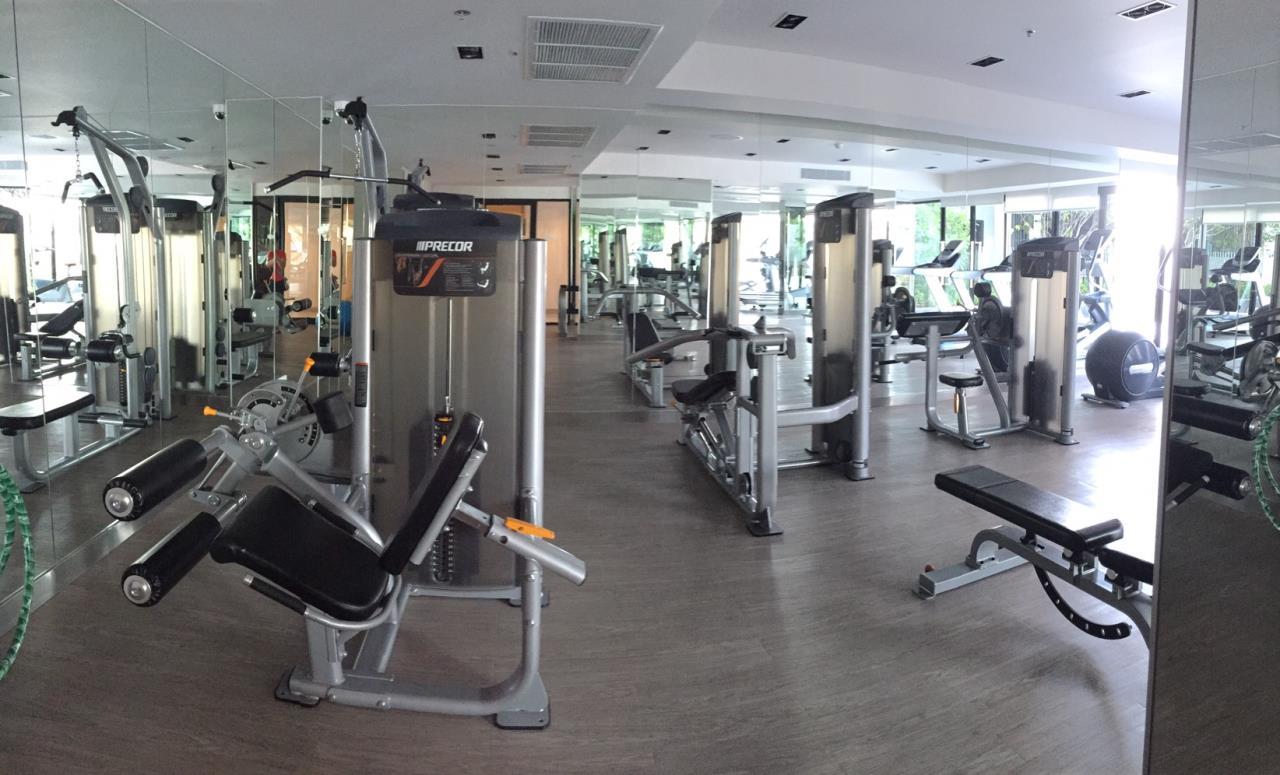 Piri Property Agency's one bedroom Condominium  on 6 floor For Rent 1 18