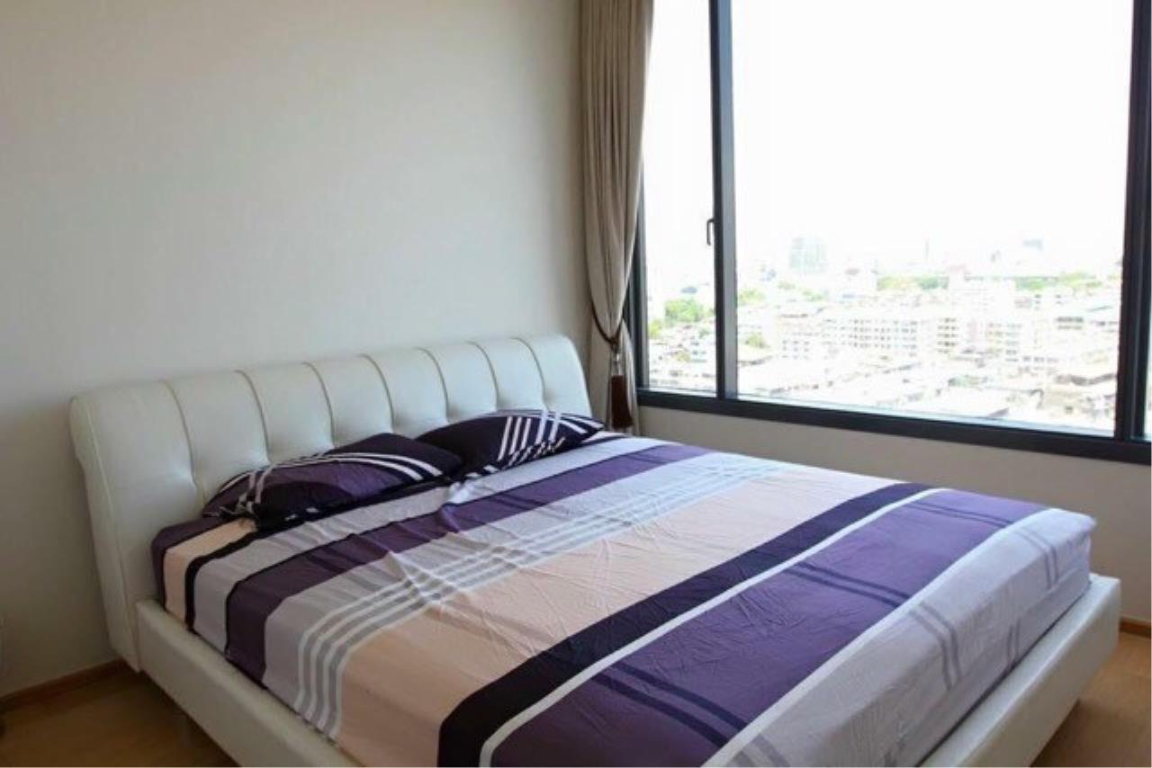 Piri Property Agency's 2 bedrooms Condominium  on 12A floor For Rent 2 3