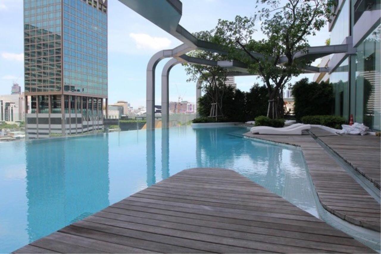 Piri Property Agency's 2 bedrooms Condominium  on 12A floor For Rent 2 6